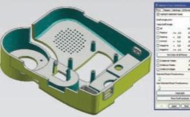 NX pentru design industrial